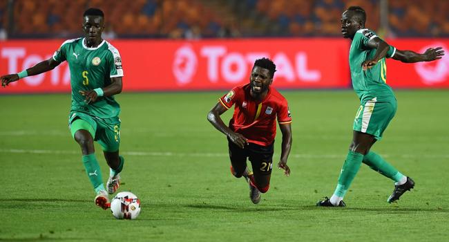 Mane Fires Senegal Past Uganda To AFCON Quarter-Finals