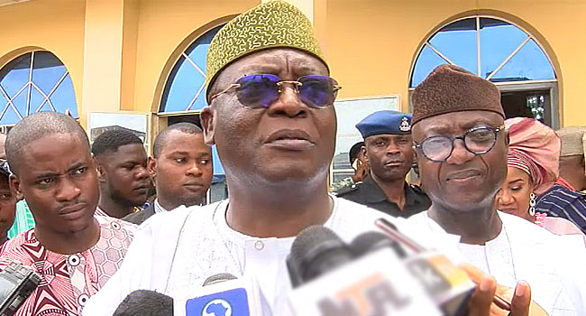 It Is Our Running Cost That People Call 'Jumbo Pay' – Senator Adeyeye