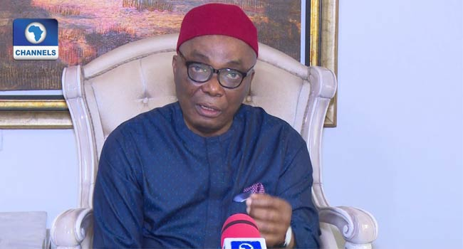 Delta PDP Suspends Nwaoboshi For Anti-Party Activities