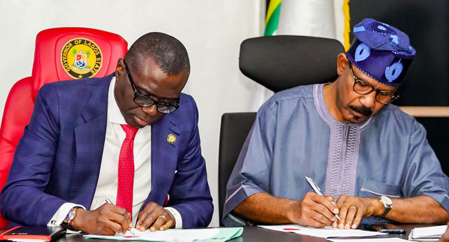 Waterways: FG, Lagos Govt End Decade-Long Rift, Sign Agreement