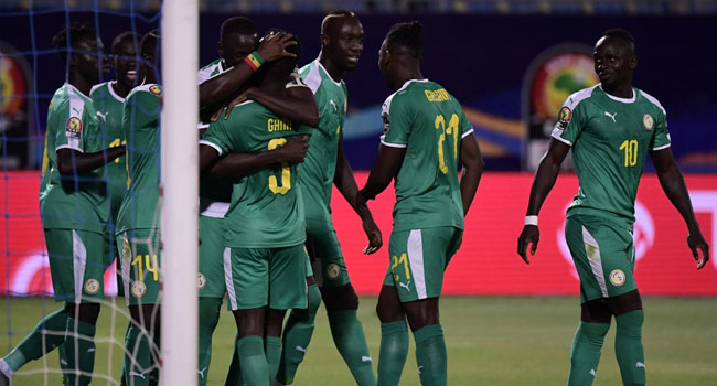 Africa Cup of Nations 2019 quarterfinal
