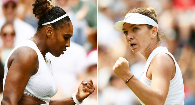 Calm Before The Storm? Halep Stands Between Serena And Court Landmark