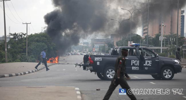 Police Call For Calm After Shiite Protest
