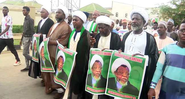 Shiites Return To Abuja Streets After Police Clash