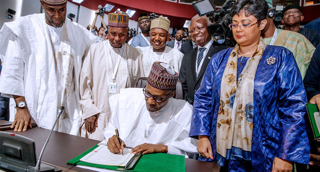 Nigeria, Benin Sign Landmark African Trade Accord At African Union Summit