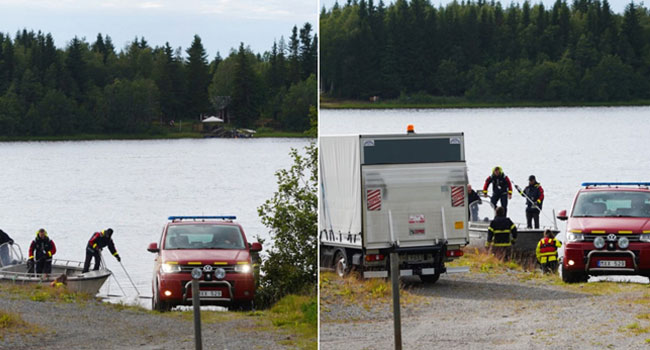 Small-Aircraft Crash kills Nine In Sweden