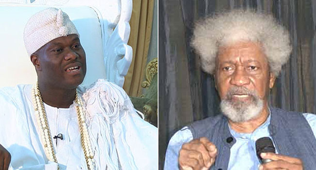 RUGA Settlement: Ooni, Soyinka React To Threats By Northern Youths
