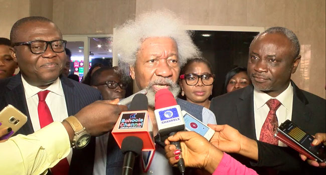 Ruga: Cattle Cannot Take Priority Over Human Beings – Soyinka