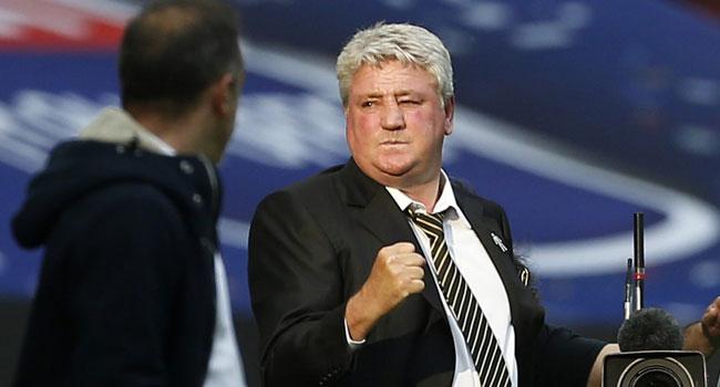 Steve Bruce Named Newcastle United Head Coach