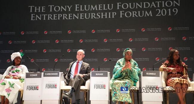 2019 Tony Elumelu Entrepreneurship Forum