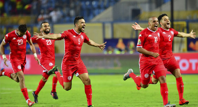 Tunisia Win On Penalties To End 54-Year Dominance By Ghana