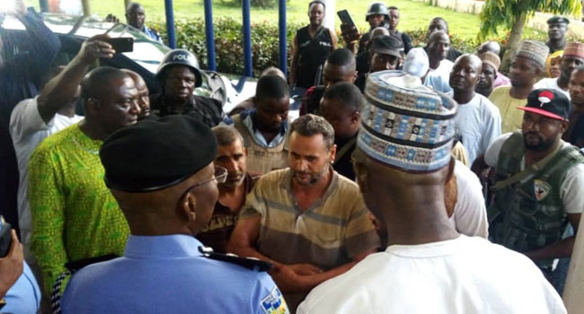 Four Abducted Turkish Nationals In Kwara Regain Freedom