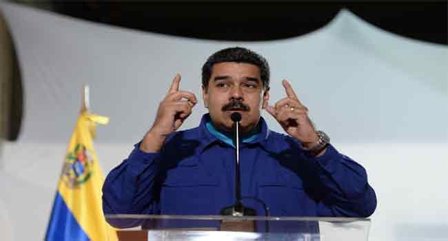 Venezuela's Maduro Expels El Salvadorian diplomats in Tit-for-Tat