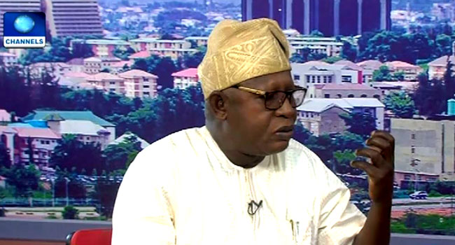 Kidnappings: PDP Chieftain, Akinwunmi Calls For National Security Summit