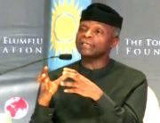Osinbajo Demands Capacity Building Opportunities For Young Entrepreneurs