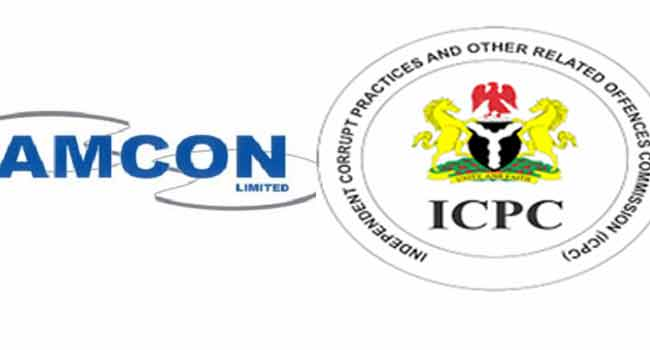 AMCON To Partner With ICPC In Recovering FG's N4.9trn Assets