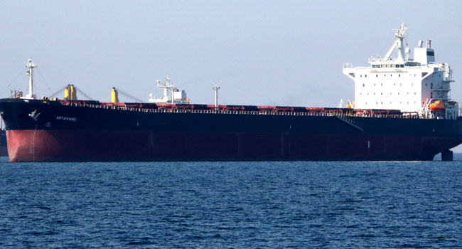 Seized British-Flagged Tanker Anchored Off Iran – Port Authority