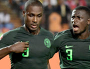 Odion Ighalo has retired from Nigeria's Super Eagles