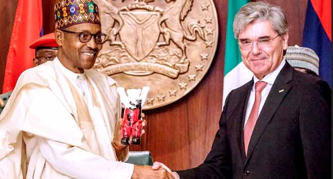 FG Partners Siemens To Distribute 25,000MW Of Electricity By 2023