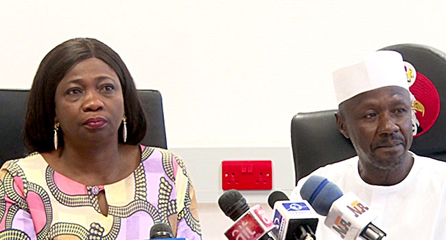 NIDCOM To Partner EFCC Against Cybercrime In Diaspora, Says Dabiri-Erewa