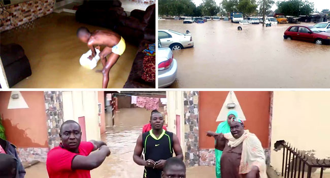 Hundreds Displaced As Flood Sweeps Five LGs In Adamawa