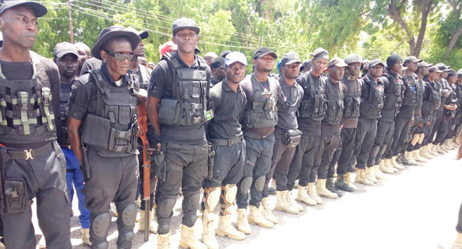 "NSCDC Deploys ""Agro Rangers"" In Borno State"