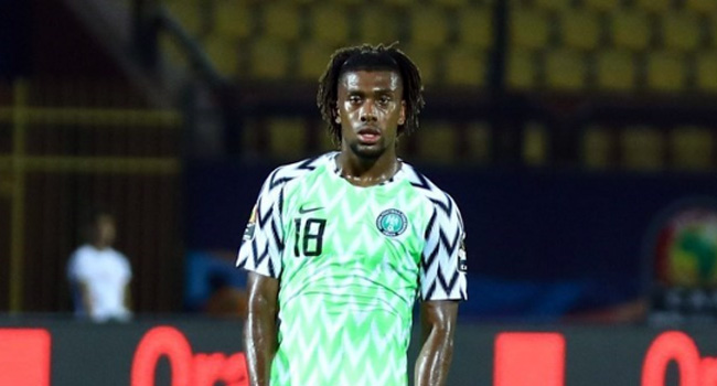Alex Iwobi Signs Five-Year Deal With Everton
