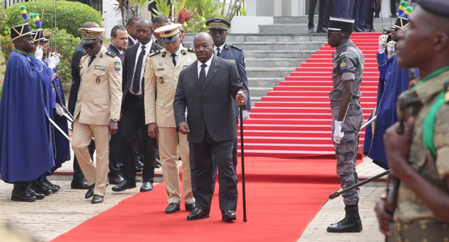 Gabon Insists President 'Firmly In Control' After Stroke