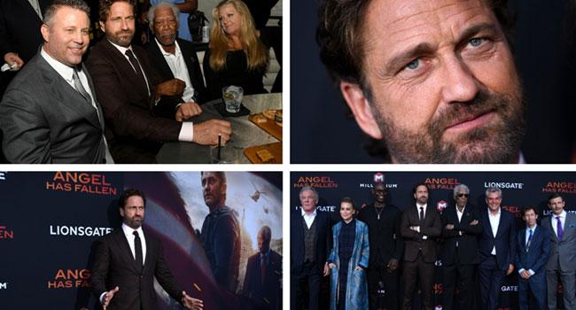 'Angel Has Fallen' Rises To Top Of N.American Box Office
