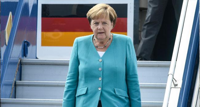 Merkel Hails 'Big Step Forward' In Talks With Iran