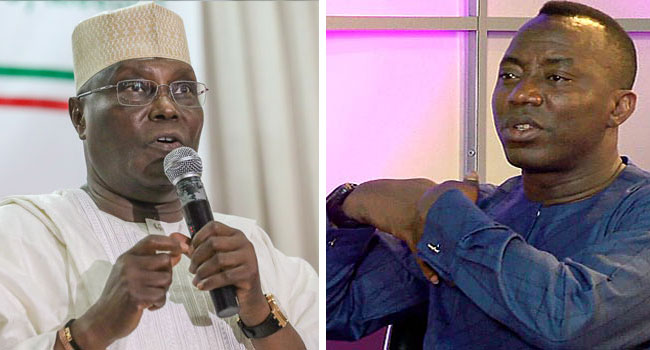 Atiku, SERAP, Others Condemn Sowore's Arrest