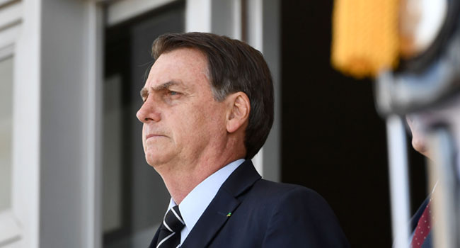 Brazil's Bolsonaro Says 'Worst Is Yet To Come' On Oil Spill