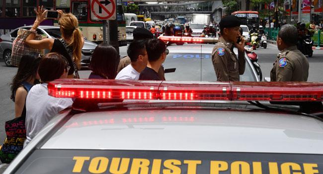 Four Injured As Bombs Rattle Bangkok During ASEAN Summit