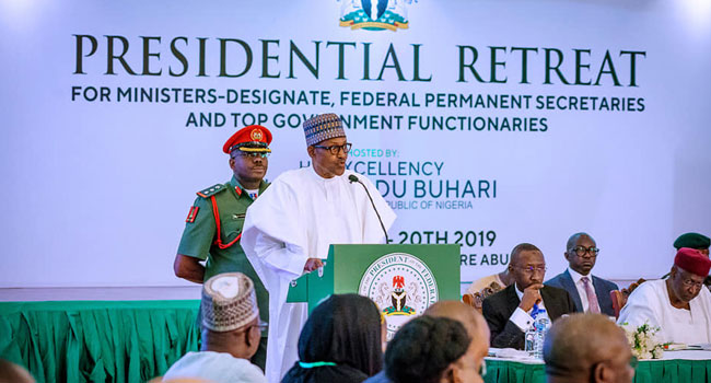 Buhari Directs Ministers To Pass All Meeting Requests Through Abba Kyari