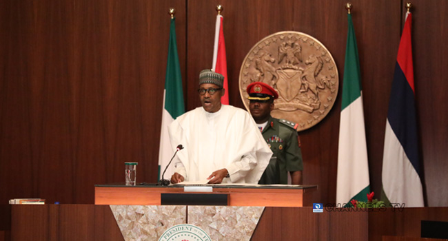 Buhari Assigns Portfolios To Ministers (FULL LIST)