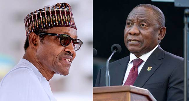 Buhari To Discuss Xenophobia Attacks, Other Issues In South Africa Visit – Dabiri-Erewa