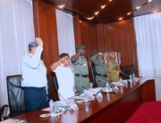 Buhari Briefed On Killing Of Policemen In Taraba