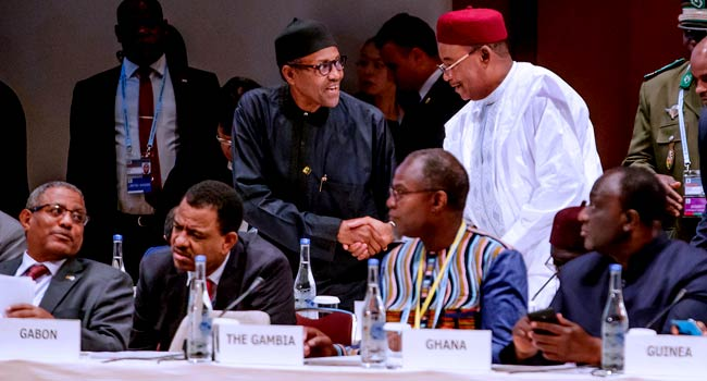 Image result for Nigeria Has Attractive Opportunities Says Buhari To Foreign Investors In Japan