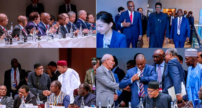 Buhari Woos Foreign Investors In Japan, Says Nigeria Has Attractive Opportunities