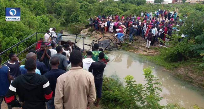 Four Students Killed, Eight Others Injured After Bridge Collapse In Bauchi