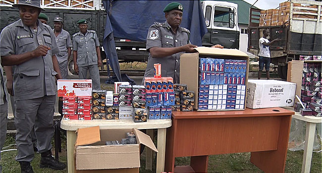 Customs Intercepts N5bn Worth Of Tramadol, Other Drugs