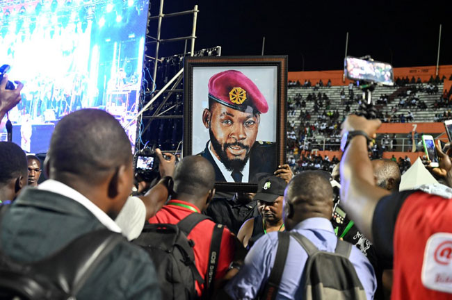 DJ Arafat Gets Royal Send-Off With Grand Funeral Concert