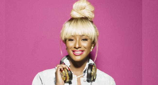 Dj Cuppy Serves 'Gelato' With Help From Zlatan Ibile