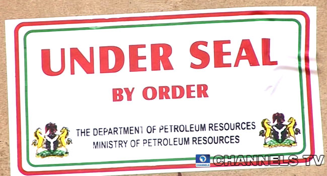 DPR Seals Three Filling Stations In Imo