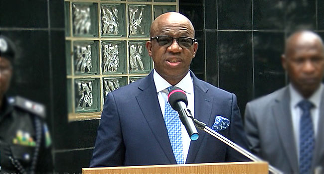 Dapo Abiodun Signs Security Trust Fund Bill Into Law