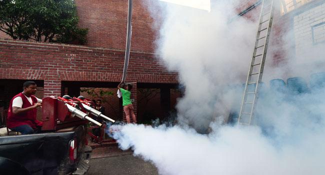 40 Dead In Bangladesh's Viral Dengue Outbreak