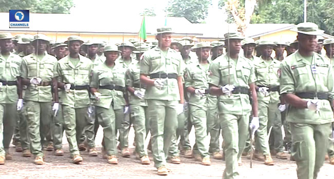 Anti-Corruption Fight: EFCC Operatives Receive Military Training At NDA