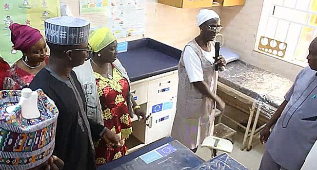EU, UNICEF Renovate Seven Primary Healthcare Centres In Adamawa