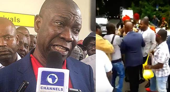 VIDEO: 'How I Was Attacked In Germany,' Ekweremadu Narrates Ordeal