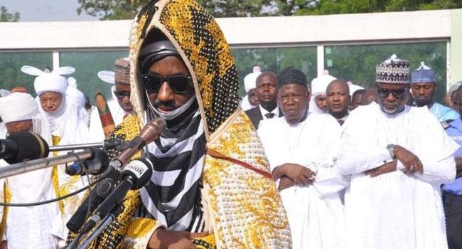 Ganduje Directs District Heads Not To Attend Emir Sanusi's Durbar